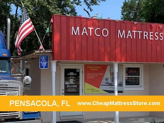 Location Cheap Mattress Store Pensacola, Fl